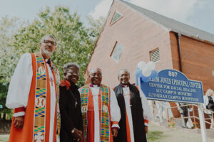 Absolom Center for Racial Healing in Atlanta